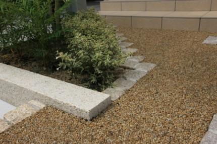 石の縁取りアプローチ