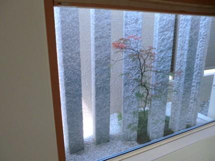 天然石を八幡市で外構計画