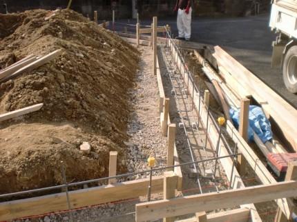 ブロック2段の基礎