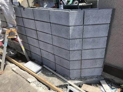 CP積コンクリート打設状況