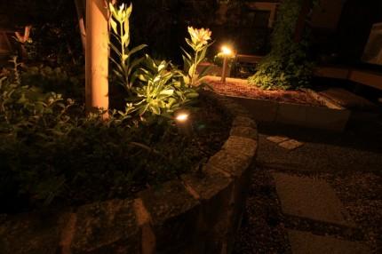 ガーデンアップライト3型