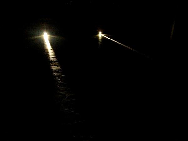 夜のライン