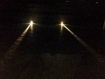 ライトアップ