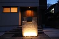 門柱のライティングテクニック