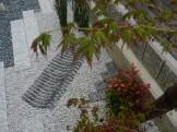 亀岡市で和モダンな庭