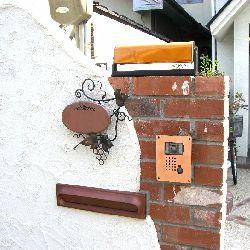 こだわりの門塀