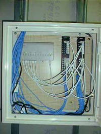 配線ボックス