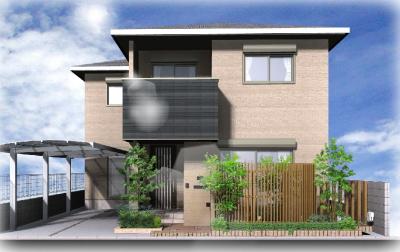 新築の外構一式工事